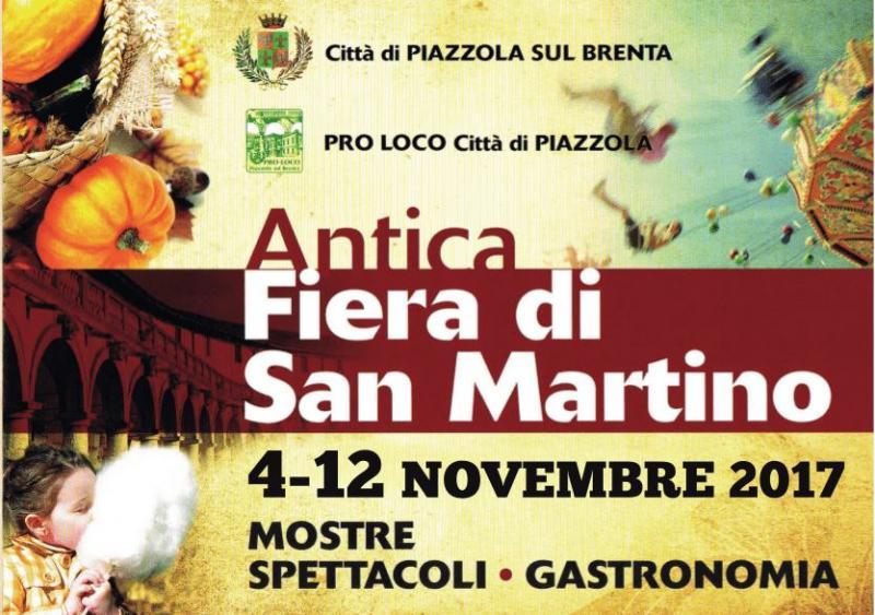 antica fiera di san martino piazzola sul brenta pd 2017 ForFiera Piazzola Sul Brenta 2017