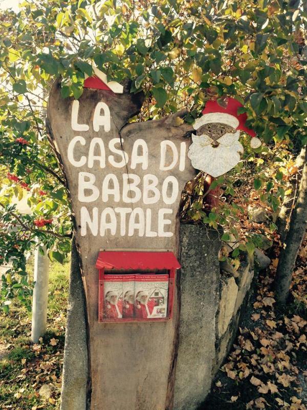 Casa Di Babbo Natale Reggio Emilia.Casa Di Babbo Natale Castellarano Reggio Emilia Campobassopellicce