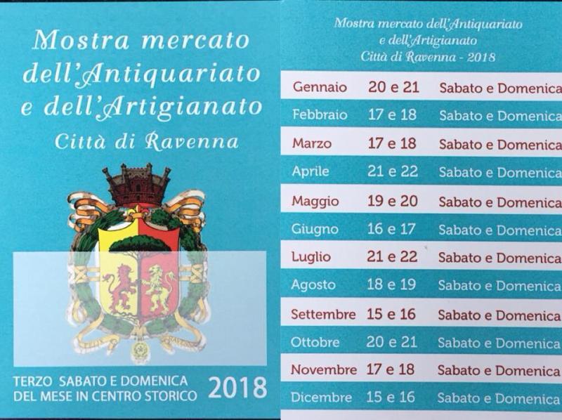 Mercatino Dellu0027antiquariato E Artigianato   Ravenna