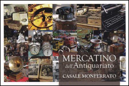 Calendario Mercatini Antiquariato.Mercatino Antiquariato A Casale Monferrato 2019 Al