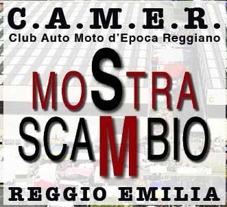 Calendario Mostre Scambio.Camer Mostra Scambio Auto Moto Accessori D Epoca A Reggio