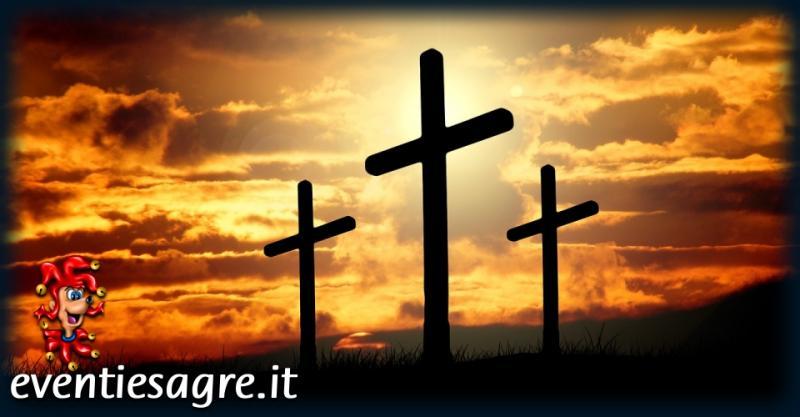 La Via Crucis di Vinaio a Lauco   2019   (UD) Friuli Venezia