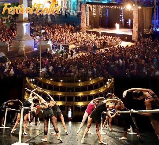 Festival ballet massa ms 2017 toscana eventi e sagre for Berti arredamenti srl massa ms