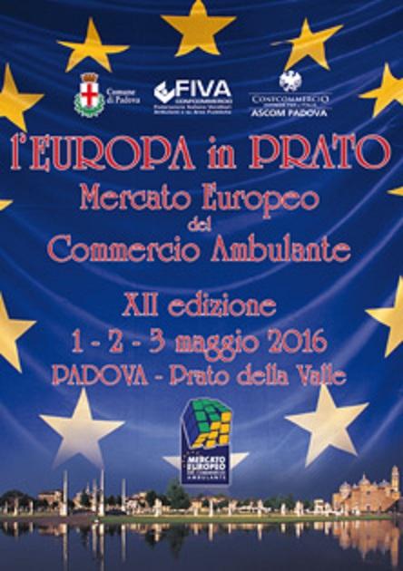 Eventi mostra mercato l 39 europa in prato 01 05 2016 03 for Mercato prato della valle