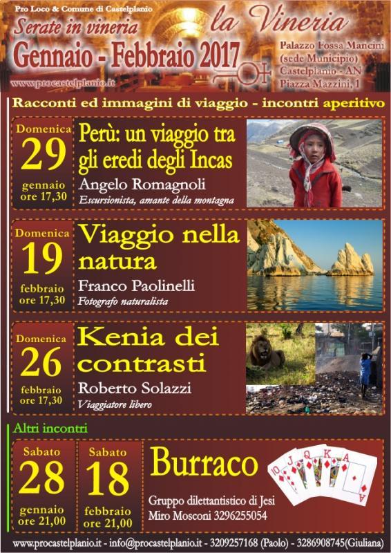 Eventi a castelplanio castelplanio an 29 01 2017 28 02 for Eventi marche 2017