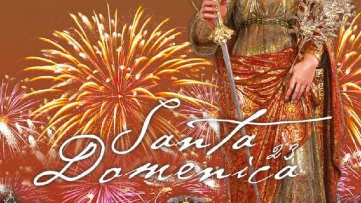 Calendario Feste Patronali Puglia.Festa Di Santa Domenica A Scorrano 2019 Le Puglia