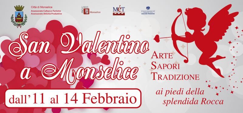 Festa di san valentino a monselice monselice pd 2017 for Pensierini di san valentino
