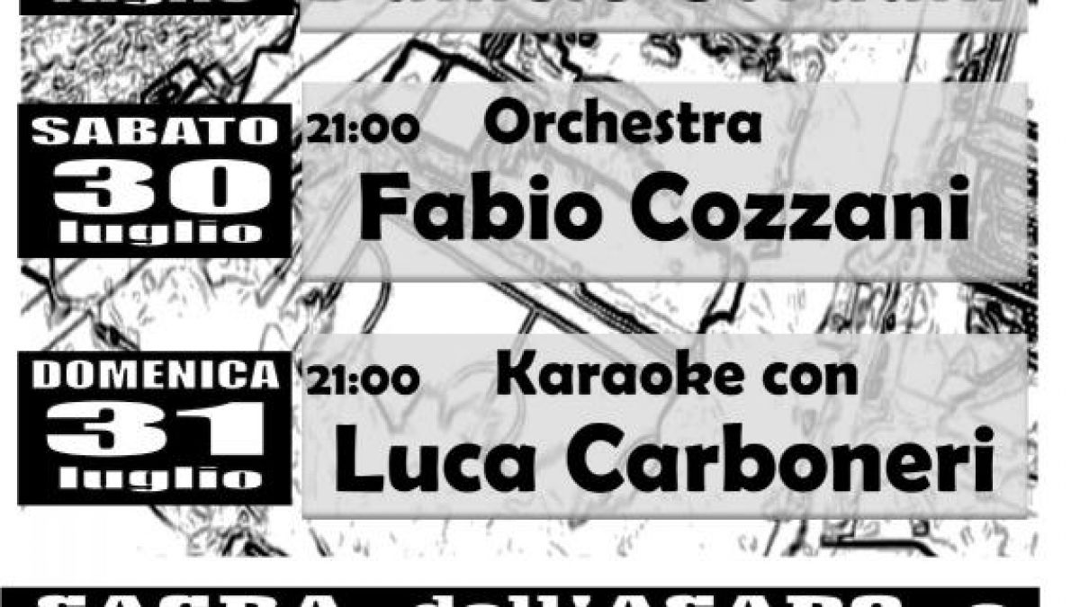Tonya Todisco Calendario Serate.Festa Di Sant Anna A Rapallo 2019 Ge Liguria Eventi