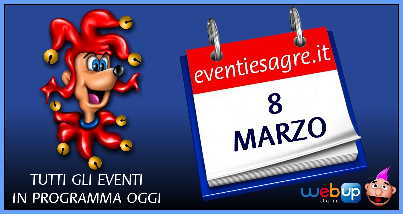 Eventi 8 marzo emilia romagna 2019 08 03 2017 08 03 2017 for Sagre emilia romagna 2017