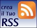 Crea il tuo RSS