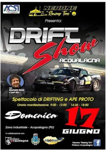 Drift Show Ad Acqualagna - Acqualagna