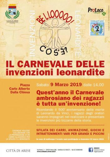 Carnevale Di Arese - Arese