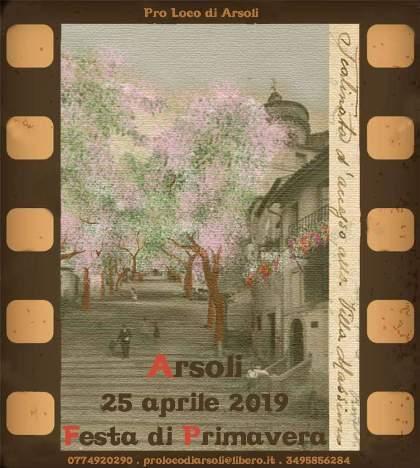 Festa Della Primavera - Arsoli