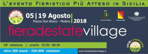 Fiera D'estate Village - Pedara