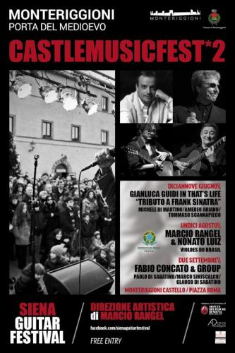 Siena Guitar Festival - Monteriggioni
