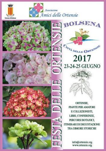 Festa Delle Ortensie - Bolsena