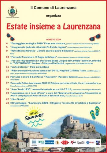 Estate A Laurenzana - Laurenzana