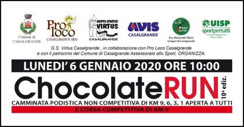 Chocolate Run - Casalgrande