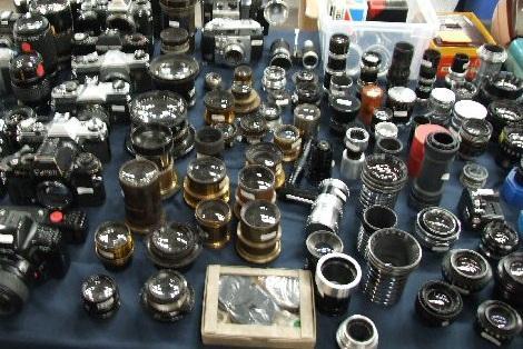 Mostra mercato del materiale fotografico usato e d 39 epoca a for Arredamento usato emilia romagna