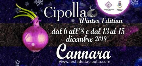Cipolla Winter Edition - Cannara