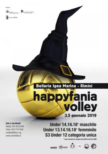 Happyfania Volley - Bellaria-igea Marina