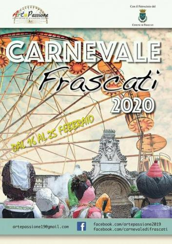 Carnevale Di Frascati - Frascati