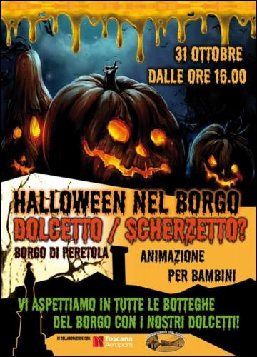 Halloween Party - Firenze