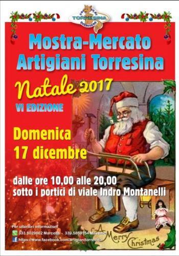 Mostra Mercato Degli Artigiani Di Torresina - Roma
