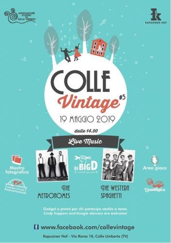 Colle Vintage - Colle Umberto
