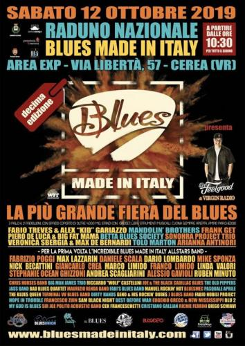 Blues Made In Italy - Cerea