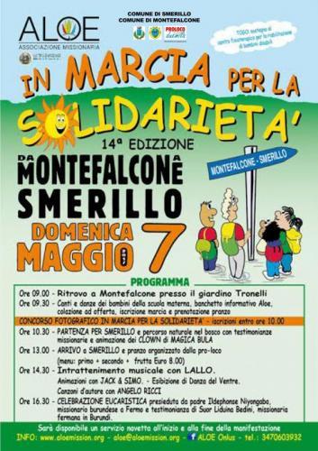 Marcia per la solidariet smerillo fm 2017 marche for Eventi marche 2017