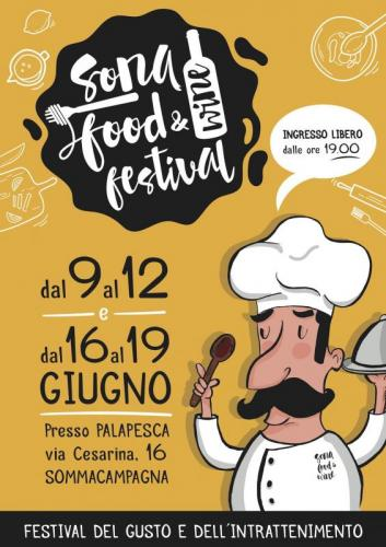 Sona Food And Wine Festival - Sommacampagna