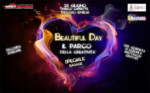 Beautiful Day - Reggio Emilia