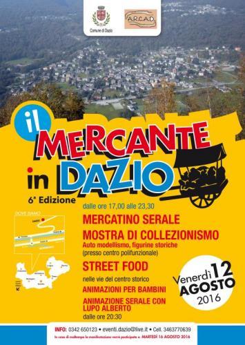 Il mercante in dazio dazio so 2016 lombardia eventi - Mercatini usato pavia ...