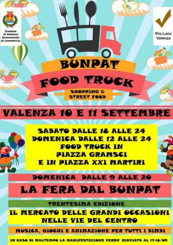 Bunpat And Food Truck - Valenza