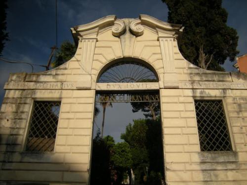 Villa Celimontana Roma Rm