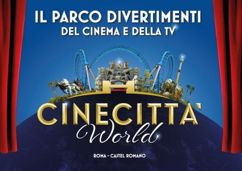 Cinecittà World A Roma - Roma