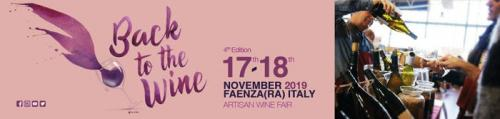 Back To The Wine - Faenza