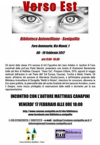 Biblioteca antonelliana senigallia a senigallia an 2017 for Eventi marche 2017