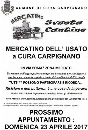 Mercatini usato mercatino svuota cantine 23 04 2017 23 - Mercatini usato pavia ...