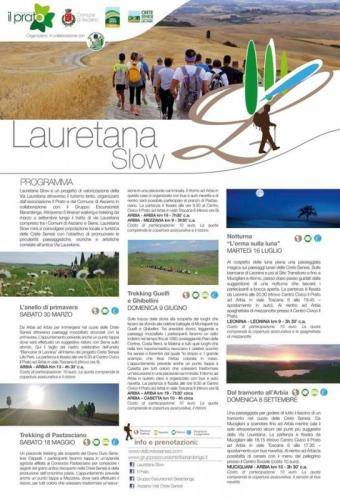 Lauretana Slow -