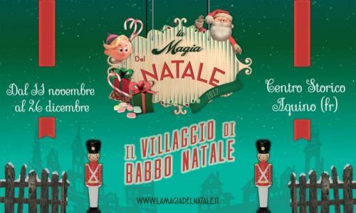 Il Magico Villaggio Di Babbo Natale - Aquino