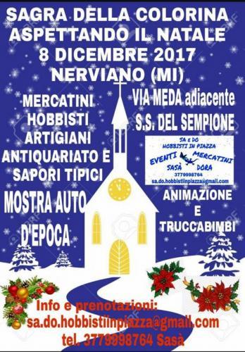 Sagra Della Colorina - Nerviano