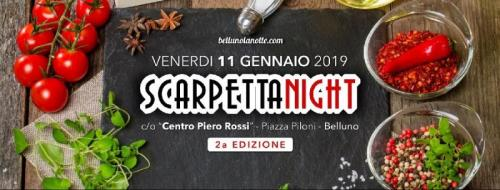 Scarpetta Night - Belluno