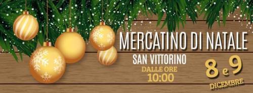 Mercatino Di Natale E Casa Di Babbo Natale - Roma