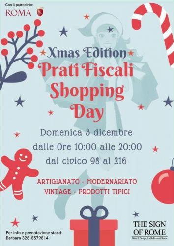 Prati Fiscali Shopping Day - Roma