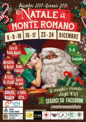 Mercatini Di Natale - Monte Romano