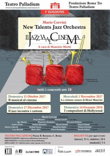 Il Jazz Va Al Cinema - Roma