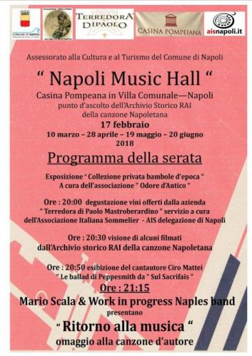 Napoli Music Hall - Napoli