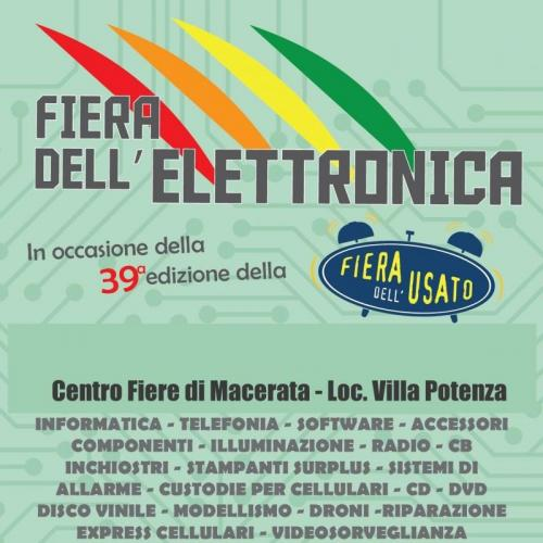 Salone Dell'elettronica - Macerata